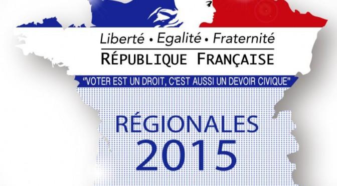 Résultats des élections régionales