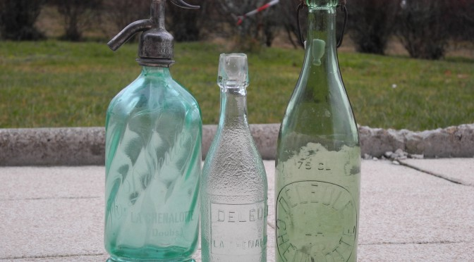 Histoire de la limonaderie Deleule