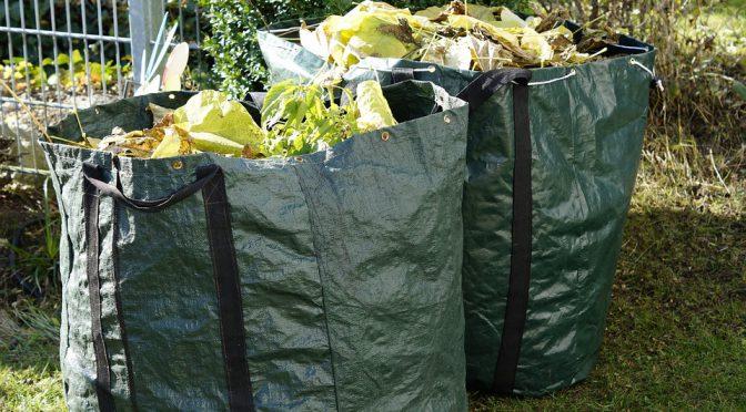 Plateforme des déchets verts au Russey