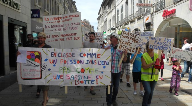 Photos de la manifestation du 21 mai