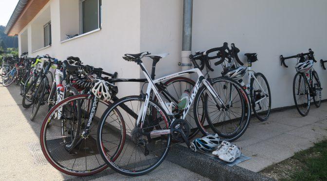 1ère Ronde de l'Espoir pour Thierry