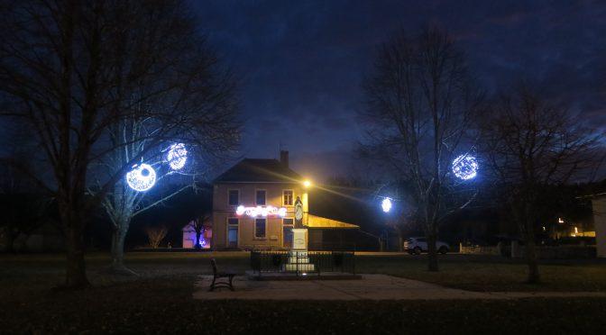 Illuminations du village