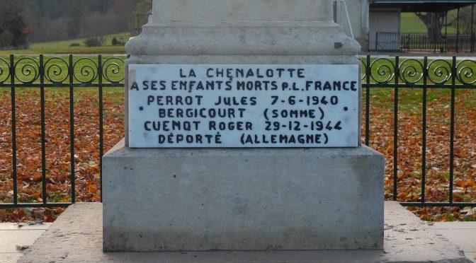 Jules Perrot, mort à Bergicourt le 07 juin 1940