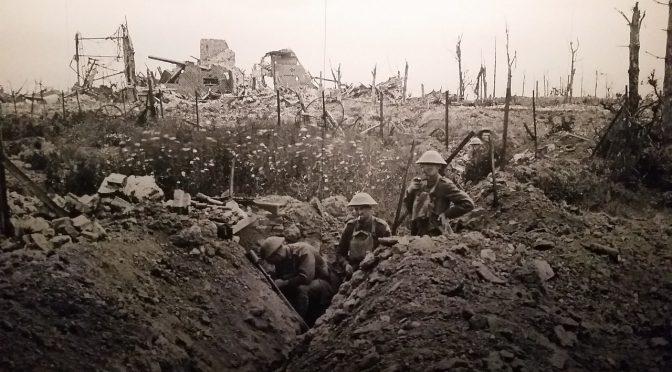 Recherche de documents et objets liés à la Première Guerre mondiale