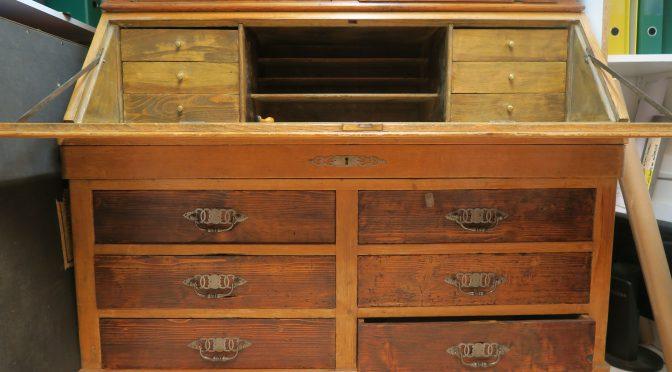 Histoire d'une armoire