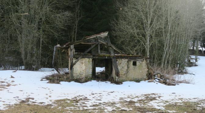 Une histoire des hameaux. 1. Les Beuliques