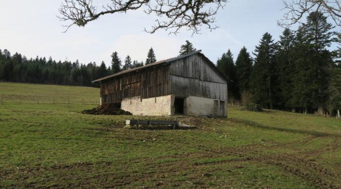 Une histoire des hameaux. 3. Le Pré-Monnot