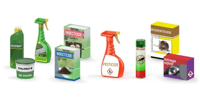 Interdiction des pesticides chimiques