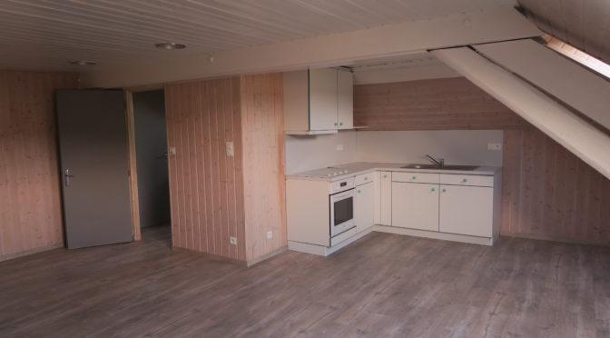 A louer, appartement communal