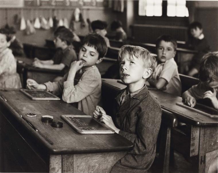 1912 : fermeture de l'école pour cause d'épidémie…