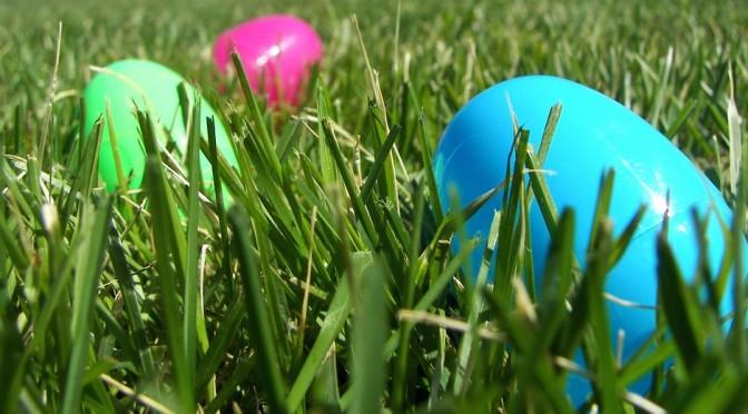 Les photos de la chasse aux œufs