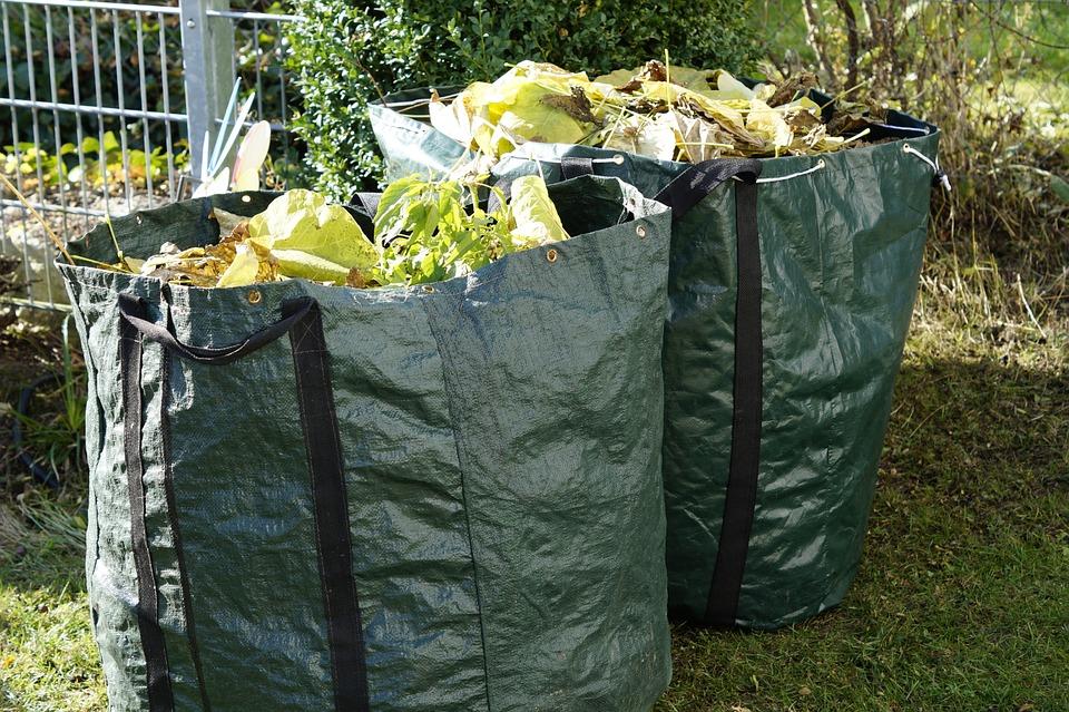 Nouveaux horaires de la plate-forme des déchets verts du Russey