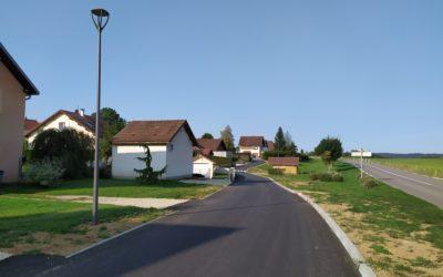 Travaux rue de la Limonaderie