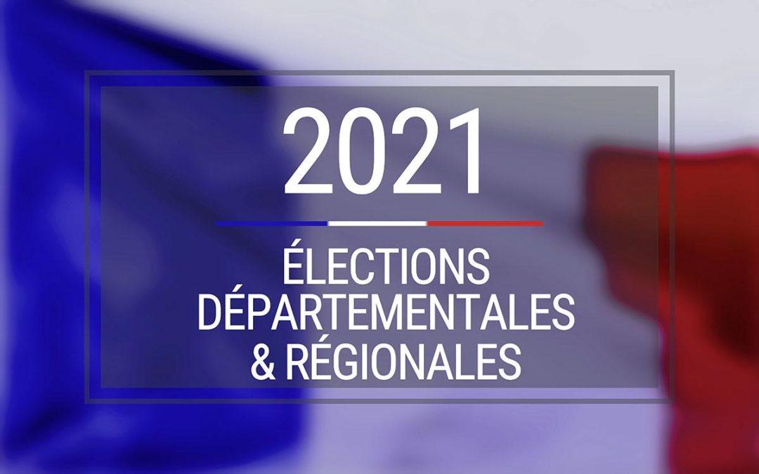 Elections départementales et régionales : les listes !